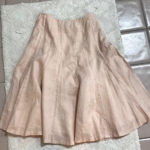 Gorgeous Ralph Lauren linen skirt
